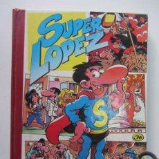 Cómics: SUPERLÓPEZ SUPER LÓPEZ - TOMO Nº 2 - EDICIONES B - 1ª EDICIÓN - JULIO 1987 HUMOR CX72. Lote 220768687