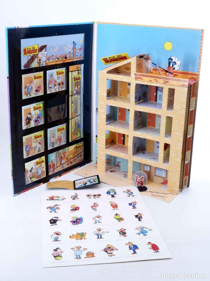 13 RUE DEL PERCEBE. UN LIBRO COMO UNA CASA (FRANCISCO IBÁÑEZ) B, 2009. OFRT (Tebeos y Comics - Ediciones B - Humor)