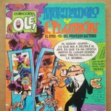 Cómics: COLECCIÓN OLÉ! N°102-M.58/MORTADELO Y FILEMÓN: EL OTRO YO DEL PROFESOR BACTERIO (EDICIONES B, 1991).. Lote 221122940