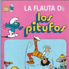 Cómics: COLECCIÓN OLÉ - LOS PITUFOS - Nº 10 - LA FLAUTA DE LOS PITUFOS - EDICIONES B, S.A., 1ª ED. 1992.. Lote 221238076