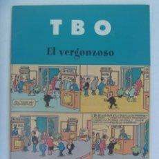 Cómics: TBO , EL VERGONZOSO . EDICIONES B , 2003. Lote 221305543