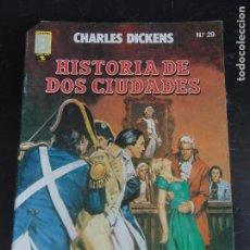 Cómics: GRANDES AVENTURAS Nº 29 .HISTORIA DE DOS CIUDADES. Lote 221312740
