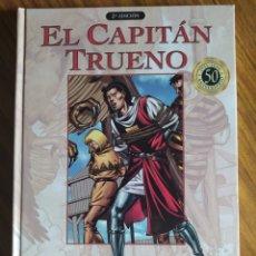 Cómics: EL CAPITÁN TRUENO, TOMO 6, 2° EDICIÓN (2005), CASI NUEVO.. Lote 221451161