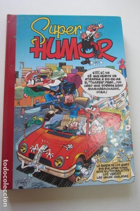 SUPER HUMOR Nº 30 MORTADELO EDICIONES B (Tebeos y Comics - Ediciones B - Humor)