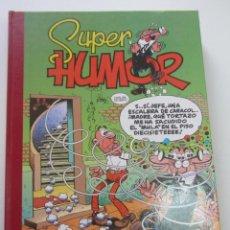 Cómics: SUPER HUMOR Nº 24 MORTADELO EDICIONES B. Lote 221496012
