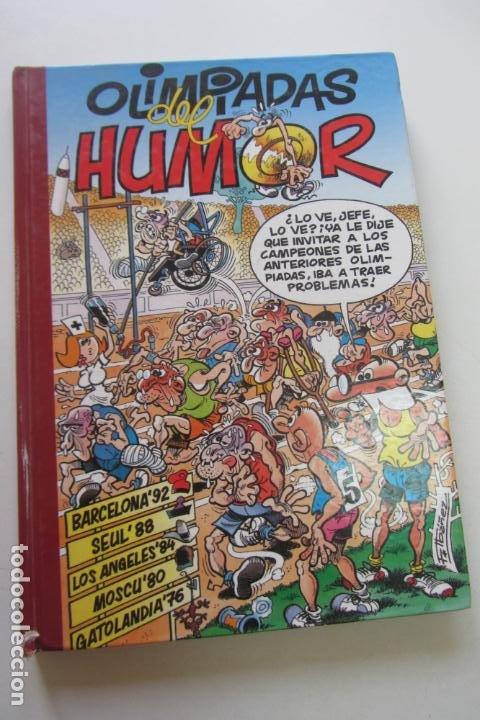 SUPER HUMOR Nº 2 MORTADELO OLIMPIADAS DEL HUMOR EDICIONES B (Tebeos y Comics - Ediciones B - Humor)