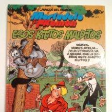 Cómics: MAGOS DEL HUMOR ESOS KILITOS MALDITOS. Lote 221512021