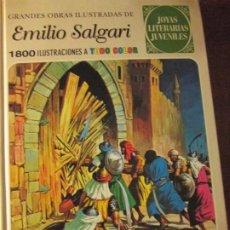 Cómics: EMILIO SALGARI-JOYAS UNIVERSALES. Lote 221561111