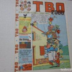 Cómics: TBO 2000 - Nº 2120 - 12ª ENTREGA COLECCIONABLE MINI BIBLIOTECA -. Lote 221600296