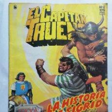 Cómics: EL CAPITAN TRUENO, EDICION HISTORICA, Nº 8. Lote 221638323
