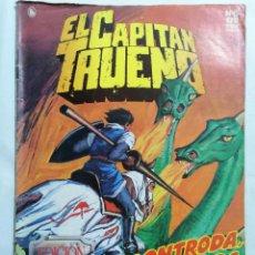 Cómics: EL CAPITAN TRUENO, EDICION HISTORICA, Nº 6. Lote 221638343