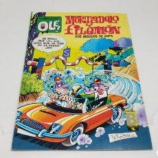 Cómics: MORTADELO Y FILEMON COLECCION OLE NUMERO162 EDICIONES B PRIMERA EDICION 1988. Lote 221639681