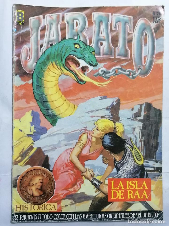 JABATO, EDICION HISTORICA, Nº 26 (Tebeos y Comics - Ediciones B - Clásicos Españoles)