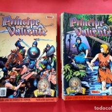 Cómics: PRINCIPE VALIENTE - LOTE DE 26 NUMEROS EDICION HISTORICA-VER NUMERACION. Lote 221654617