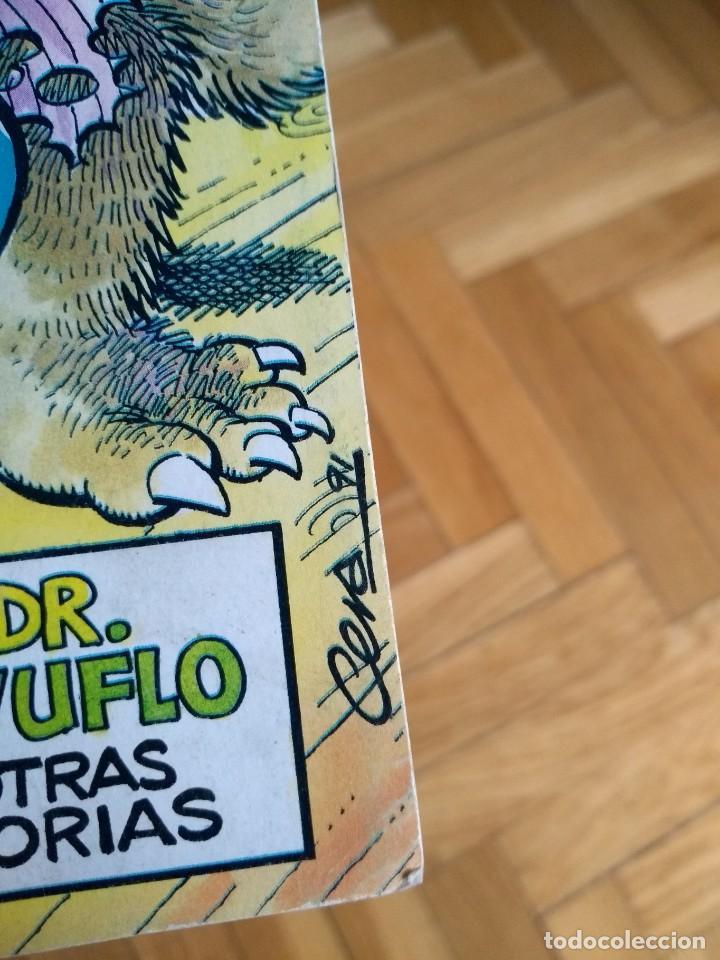 Cómics: Colección Olé nº 393 - V.20 - Pafman: El Doctor Ganyuflo y Otras Historias - Foto 3 - 221662246