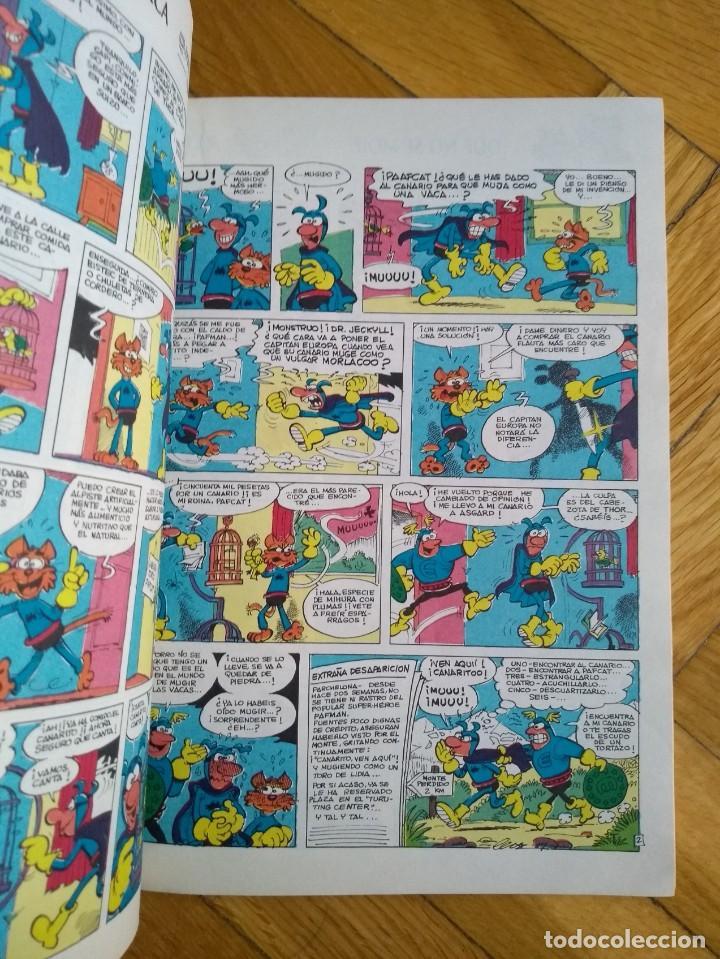 Cómics: Colección Olé nº 393 - V.20 - Pafman: El Doctor Ganyuflo y Otras Historias - Foto 8 - 221662246