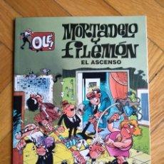 Cómics: COLECCIÓN OLÉ MORTADELO Y FILEMÓN Nº 4 - 1ª EDICIÓN MARZO 1992 - D1 - MUY BUEN ESTADO. Lote 221663445