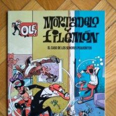 Cómics: COLECCIÓN OLÉ MORTADELO Y FILEMÓN Nº 9 - 1ª EDICIÓN MARZO 1993 - D3 - MUY BUEN ESTADO. Lote 221663751