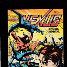Cómics: NEXUS - Nº 8 DE 16 - 1988 - GRUPO ZETA : EDICIONES B · TEBEOS S. A.-. Lote 221783970