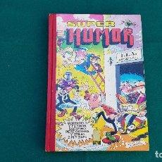 Cómics: LIBRO SUPER HUMOR VOLUMEN 23 (1989) MORTADELO, ZIPI ZAPE, SACARINO, PEPE GOTERA. Lote 221874892