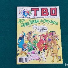 Cómics: TBO Nº 37 (1988) EXCELENTE ESTADO. Lote 221885066