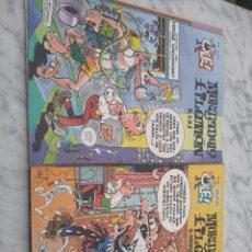 Cómics: LOTE 4 COMIC DE MORTADELO Y FILEMON VARIOS. Lote 221885660