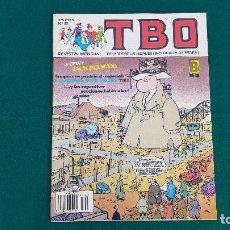 Cómics: TBO Nº 33 (1988) EXCELENTE ESTADO. Lote 221889606