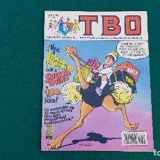 Cómics: TBO Nº 36 (1988) EXCELENTE ESTADO. Lote 221889963