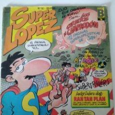 Cómics: COMIC SUPER LOPEZ. Lote 221891566