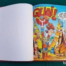 Cómics: GUAI! (1989) 10 NUMEROS ENCUADERNADOS - Nº 141 AL 150. Lote 221892443