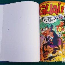 Cómics: GUAI! (1989) 10 NUMEROS ENCUADERNADOS - Nº 131 AL 140. Lote 221892898