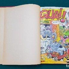 Cómics: GUAI! (1988) 10 NUMEROS ENCUADERNADOS - Nº 101 AL 110. Lote 221894132