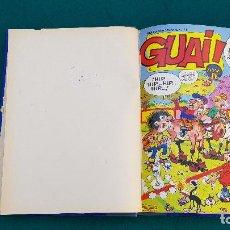 Cómics: GUAI! (1987) 10 NUMEROS ENCUADERNADOS - Nº 71 AL 80. Lote 221894691