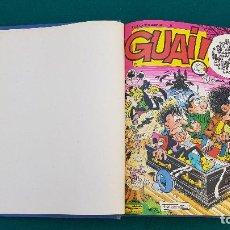 Cómics: GUAI! (1986) 10 NUMEROS ENCUADERNADOS - Nº 41 AL 50. Lote 221895616