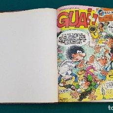 Cómics: GUAI! (1986) 10 NUMEROS ENCUADERNADOS - Nº 31 AL 40. Lote 221895870