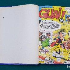 Cómics: GUAI! (1986) 10 NUMEROS ENCUADERNADOS - Nº 21 AL 30. Lote 221896137