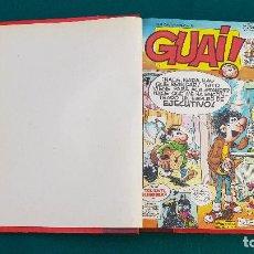 Cómics: GUAI! (1986) 10 NUMEROS ENCUADERNADOS - Nº 1 AL 10. Lote 221896843