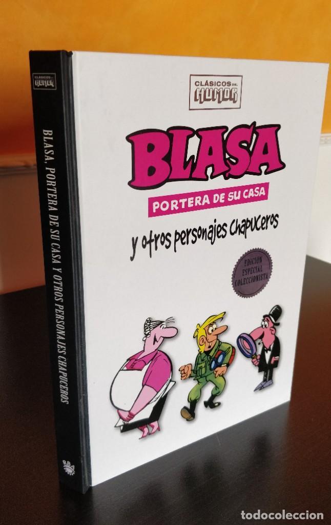 *NUEVO* BLASA PORTERA DE SU CASA Y OTROS PERSONAJES CHAPUCEROS CLASICOS HUMOR RBA (Tebeos y Comics - Ediciones B - Humor)