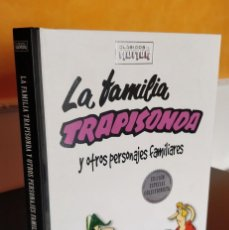 Cómics: *NUEVO* LA FAMILIA TRAPISONDA Y OTROS PERSONAJES FAMILIARES CLASICOS HUMOR RBA. Lote 221922936