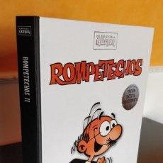 Cómics: ESPECIAL COLECCIONISTA ROMPETECHOS VOLUMEN II CLASICOS DEL HUMOR; TAPA DURA. Lote 221923501