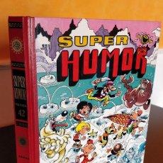 Cómics: *MUY BUEN ESTADO* SUPER HUMOR 42 EDICIONES B 1987. Lote 221926648