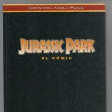 Cómics: JURASSIC PARK, EL CÓMIC, 1993, EDICIONES B, PRIMERA EDICIÓN, BUEN ESTADO. Lote 245778935