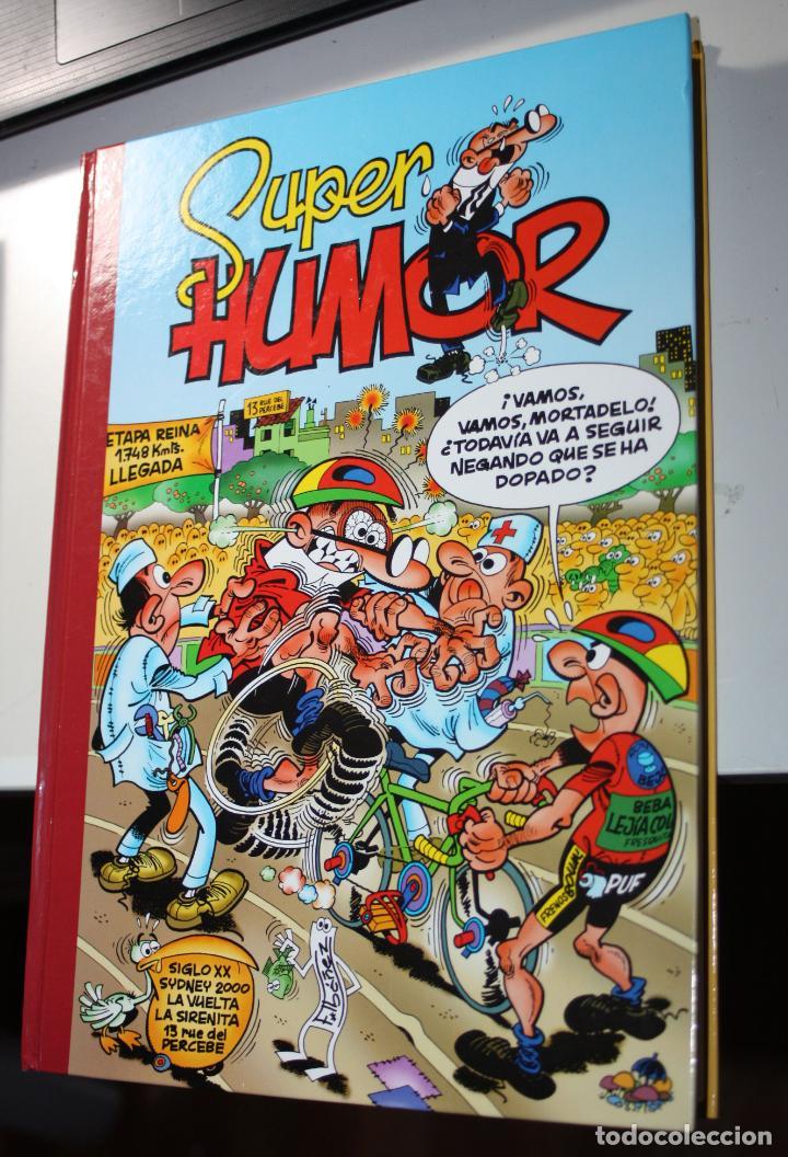 Cómics: SUPER HUMOR. MORTADELO Y FILEMON Nº 33: .NUEVO y muy rebajado - Foto 2 - 222033072
