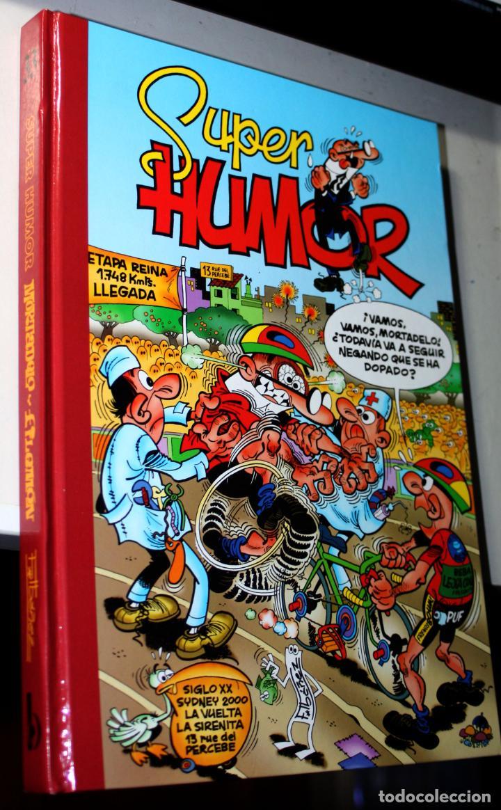 SUPER HUMOR. MORTADELO Y FILEMON Nº 33: .NUEVO Y MUY REBAJADO (Tebeos y Comics - Ediciones B - Clásicos Españoles)