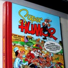 Cómics: SUPER HUMOR. MORTADELO Y FILEMON Nº 33: .NUEVO Y MUY REBAJADO. Lote 222033072