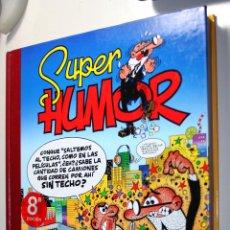 Cómics: SUPER HUMOR. MORTADELO Y FILEMON Nº 23: .NUEVO Y MUY REBAJADO. Lote 222033131