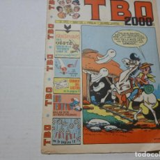 Cómics: TBO 2000 - Nº 2122 - FANTASMAS EN EL OESTE. Lote 222070828