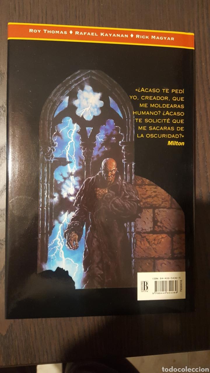 Cómics: Comic - Frankenstein el comic - los libros de co & co - 1ª edicion tapa dura con sobrecubierta - Foto 2 - 222076383