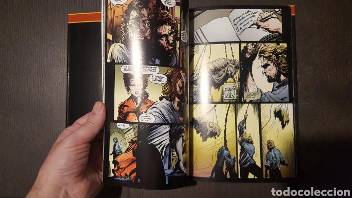 Cómics: Comic - Frankenstein el comic - los libros de co & co - 1ª edicion tapa dura con sobrecubierta - Foto 9 - 222076383