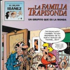 """Cómics: LOTE DE 7 EJEMPLARES DE """"EL MEJOR IBAÑEZ"""" DE EDICIONES B. Lote 222114542"""